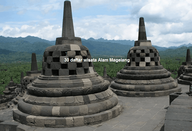 Daftar 30 Wisata Alam Magelang hits