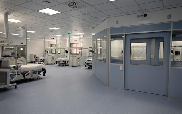 Καταργούνται κλίνες ΜΕΘ στο Θριάσιο νοσοκομείο