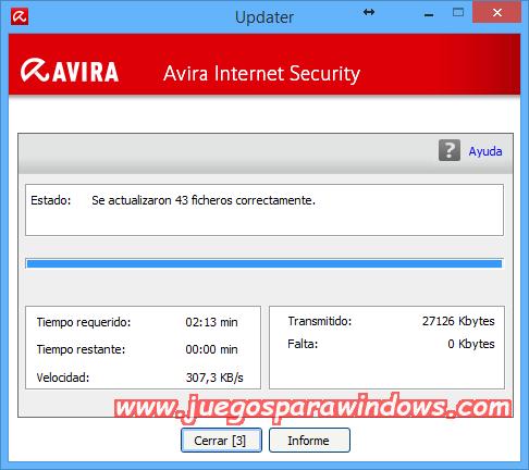 Avira Internet Security v14.0.4.642 Full PC ESPAÑOL 15