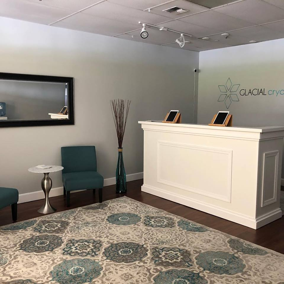 Shoreline Area News Glacial Cryotherapy Opens In Lake Forest Park
