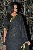 Sowjanya in Black Saree ~  058.JPG