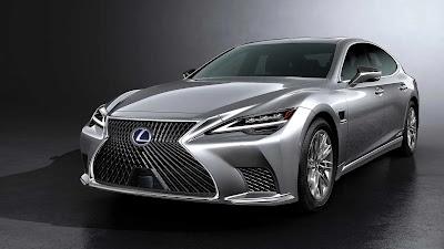 Carshighlight.com - 2021 Lexus LS Review