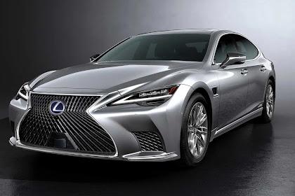 2021 Lexus LS Review, Specs, Price
