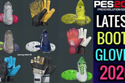 Boots & Gloves Packs 2020 - PES 2019