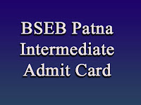 Bihar Board 12th class Admit Card 2017 Science, Commerce, Arts
