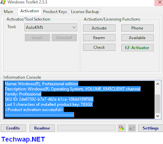 microsoft toolkit 2.5.3 windows 10 pro