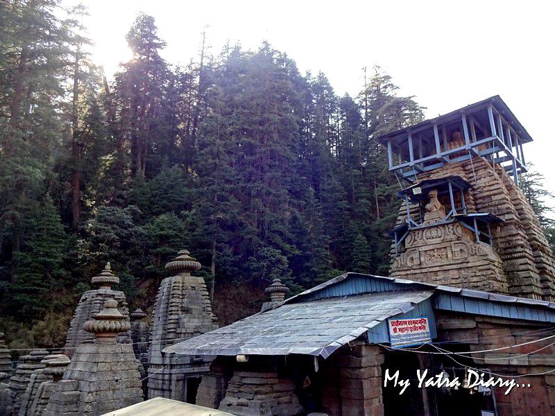 Mahamrutyunjaya  temple, Jageshwar Uttarakhand