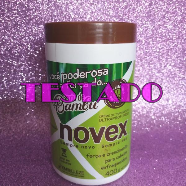Testei-o-Hidratante-para-cabelos-Broto-de-Bambu-da-Novex-Embelleze