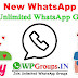 1500+ Latest Whatsapp Group Links | Join New Unlimited WhatsApp Group