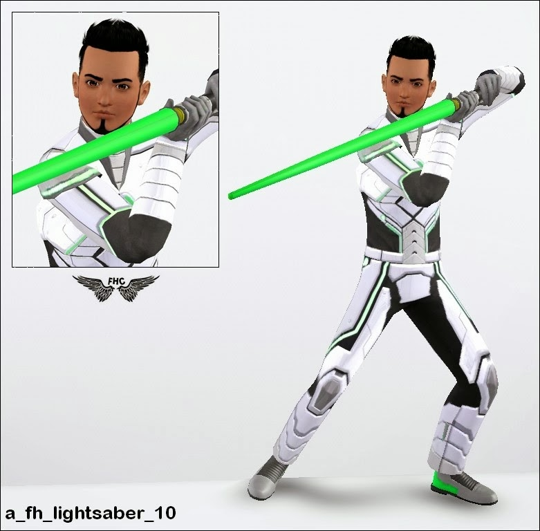 My Sims 3 Blog Star Wars Lightsaber Poses By Foreverhailey