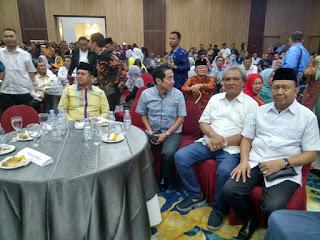 M Syafii Doakan Batu Bara Semakin Maju Disaat Zahir Luncurkan Buku Kedua
