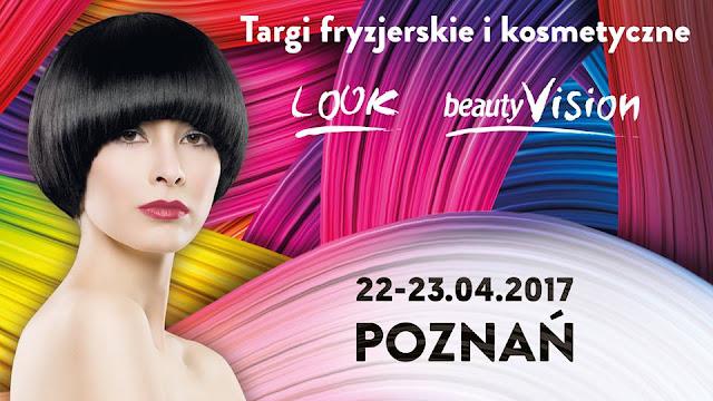 Targi LOOK i beautyVISION już 22 i 23 kwietnia :)