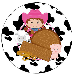 Brunette Farmer: Free Printable Cupcake Wrappers and Toppers.