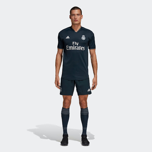 designer fashion 11bb7 b46c7 Real Madrid 18-19 Away Kit Released - Footy Headlines