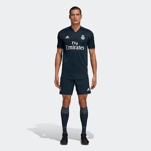 designer fashion ce156 08ff2 Real Madrid 18-19 Away Kit Released - Footy Headlines