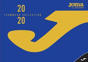 Catalogue Joma 2020