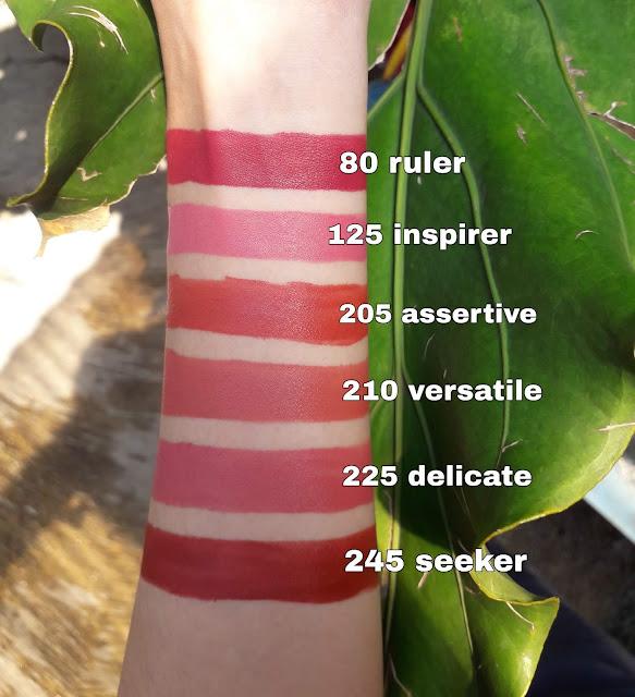 Best Shades Maybelline Super Stay Matte Ink
