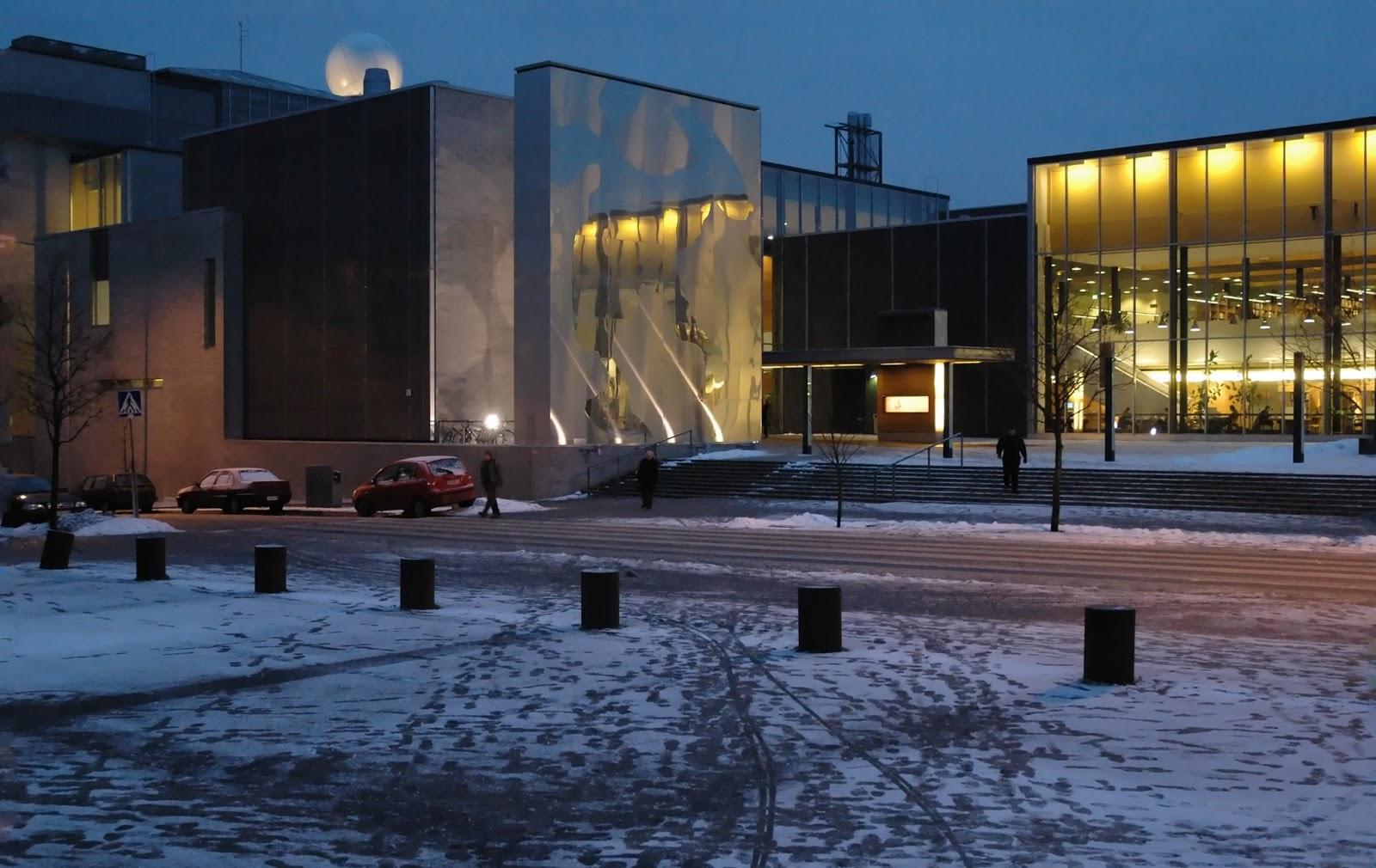 Kumpula Helsinki