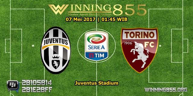 Prediksi Skor Juventus vs Torino 07 Mei 2017