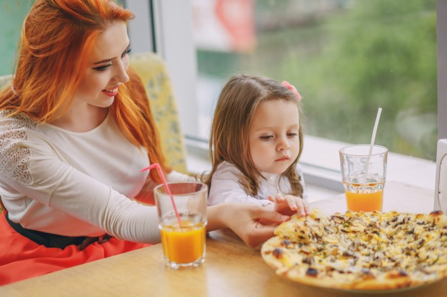 كيف تفتحين شهية طفلك؟