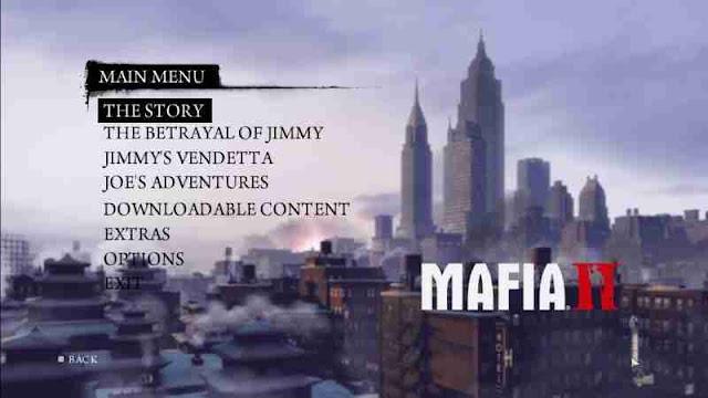 game mafia 2