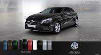 Mercedes A200 2019 màu Đen Cosmos 191