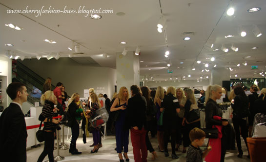 First floor of H&M in Latvia, H&M store opening