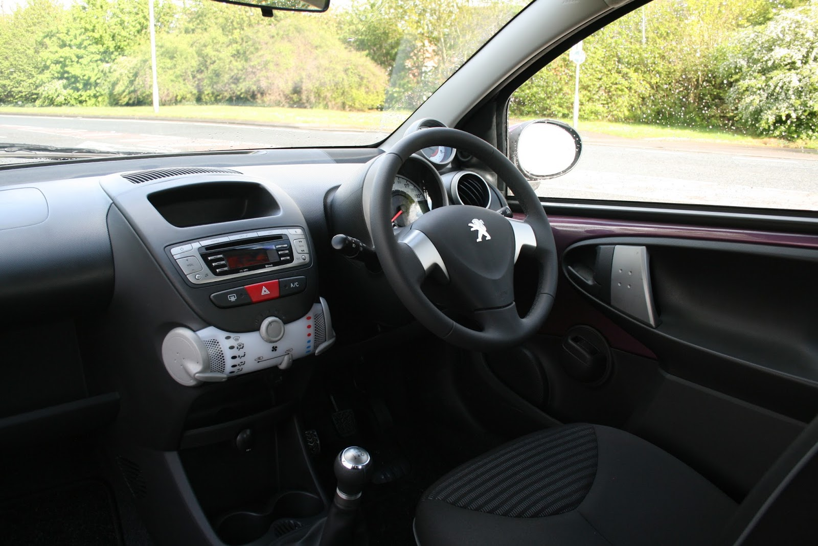 Speedmonkey Peugeot 107 The Drivervibe Review