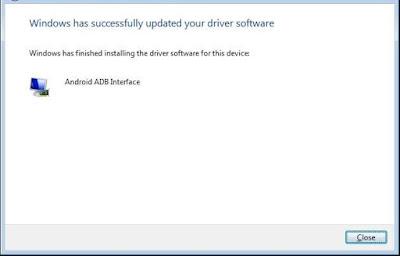 Update Driver USB
