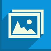 Icecream Slideshow Maker logo, icon, free download