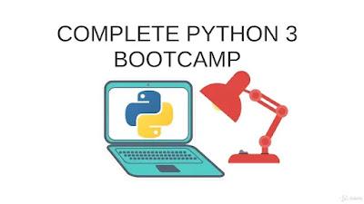 best Udemy courses on Python
