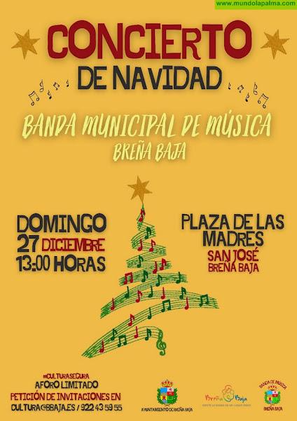 NAVIDAD BREÑA BAJA: Concierto de Navidad de la Banda