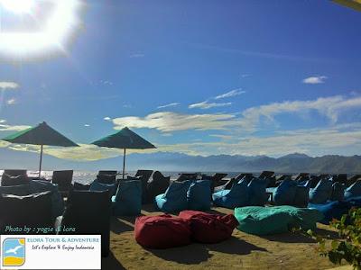 Pantai dan Laut Gili Trawangan