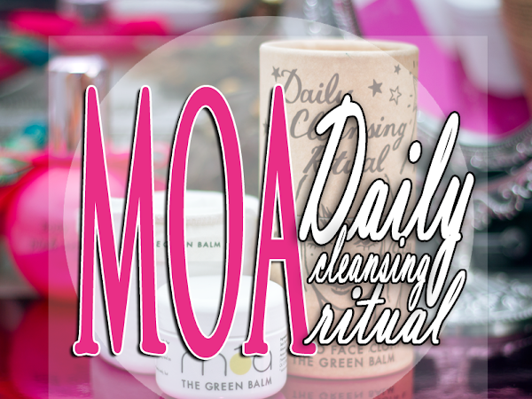REVIEW: Móa Daily Cleansing Ritual
