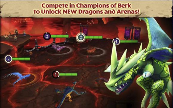 Dragons Rise of Berk Mod Apk Unlimited Money Terbaru
