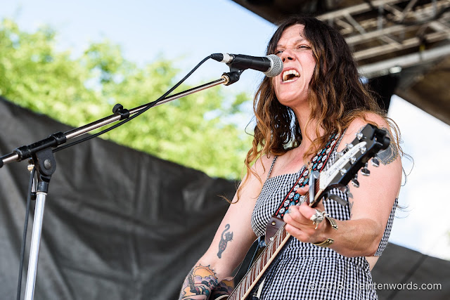 Lilly Hiatt at Hillside 2018 on July 15, 2018 Photo by John Ordean at One In Ten Words oneintenwords.com toronto indie alternative live music blog concert photography pictures photos