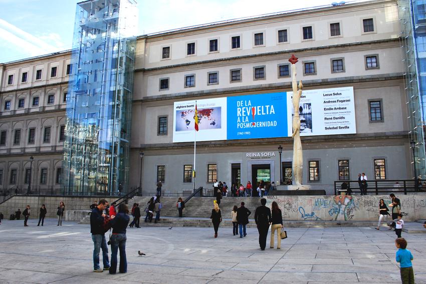 Muzeum Narodowe Centrum Sztuki Królowej Zofii znane też jako Muzeum Królowej Zofii