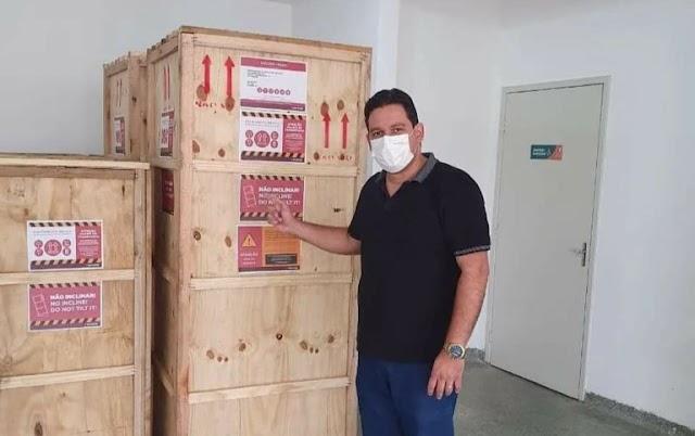 Em nota, Prefeitura de Cruz das Almas confirma afastamento do secretário Sandro Borges por problemas de saúde