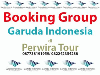 Kami Perwira Tour melayani pemesanan tiket pesawat group Garuda Indonesia untuk semua rute domestik atau internasional