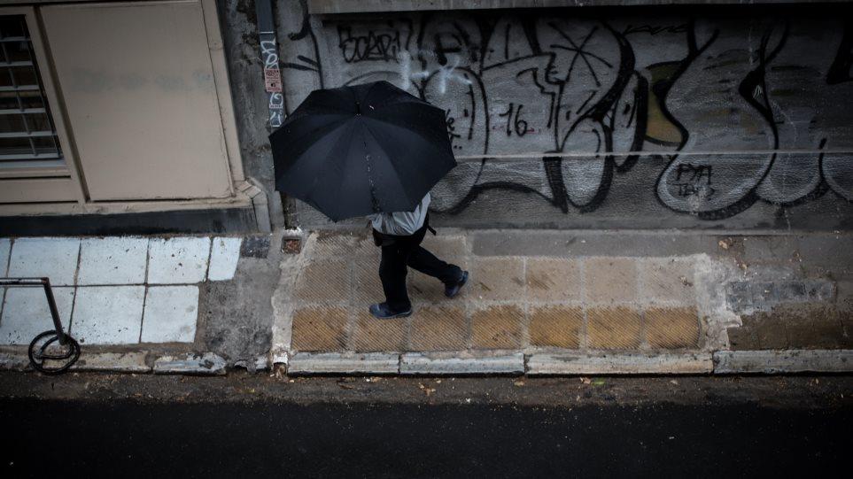 Kαιρός: Έρχεται κακοκαιρία από το βράδυ - Ποιες περιοχές θα επηρεαστούν