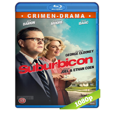 Suburbicon Bienvenidos Al Paraiso (2017) BRRip Full 1080p Audio Trial Latino-Castellano-Ingles 5.1