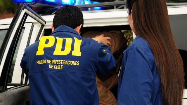 Detenido presunto autor de homicidio ocurrido en Valdivia