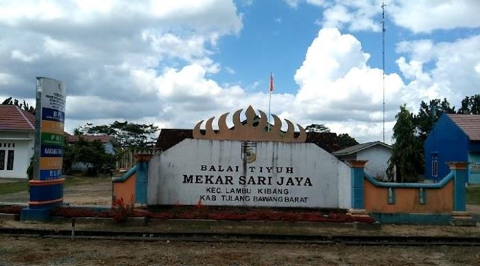 Diduga Oknum Kepala Tiyuh Mekarsari Jaya Dengan Istrinya Kongkalikong Dana Desa