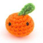 patron gratis naranja amigurumi | free amigurumi pattern orange