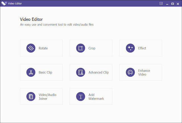 Screenshot Apeaksoft Video Editor 1.0.20 Full Version