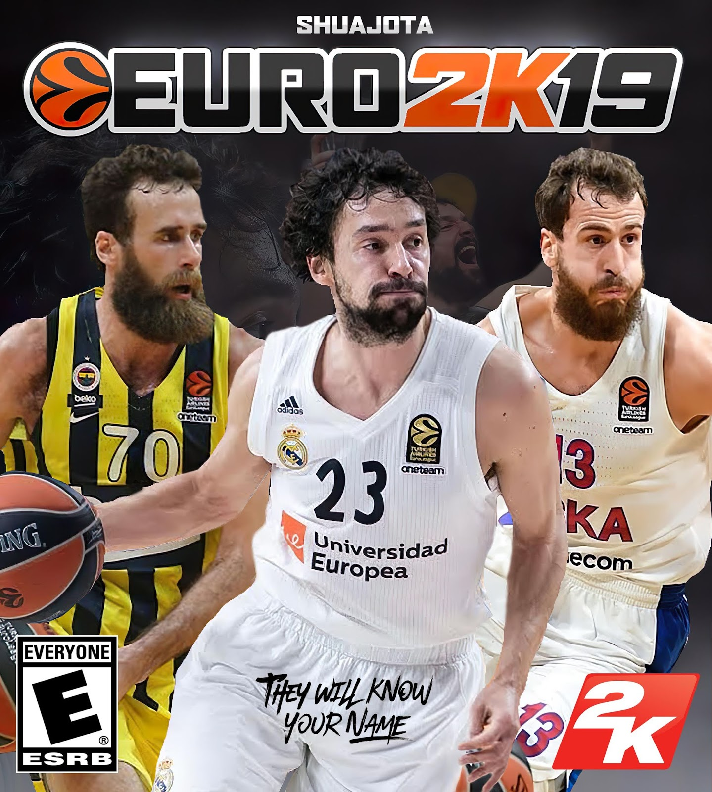 EURO 2K19 PC MOD RELEASED - Shuajota | Your Videogame to the Next Level