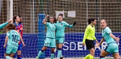 El Levante UD Femenino no decepciona en Eibar