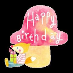 Birthday& congratulatory 3