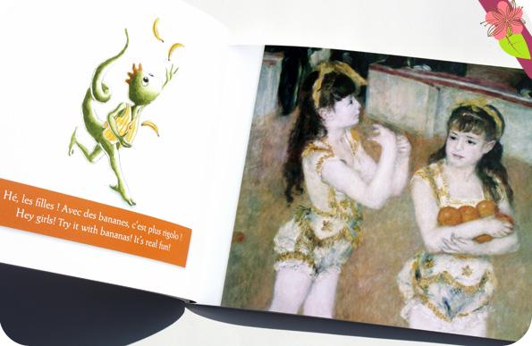Cirque/Circus de Régine Bobée et Guillaume Trannoy - Léon art & stories