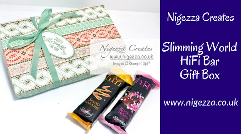 Nigezza Creates Slimming World Hifi Bar Gift Box